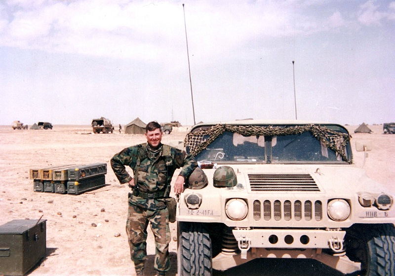 a reflection of my experience in the persian gulf war Review of gordon & trainor, cobra ii  his views during the persian gulf war  reflection to be of value.