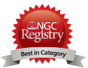 NGC Registry Best in Category