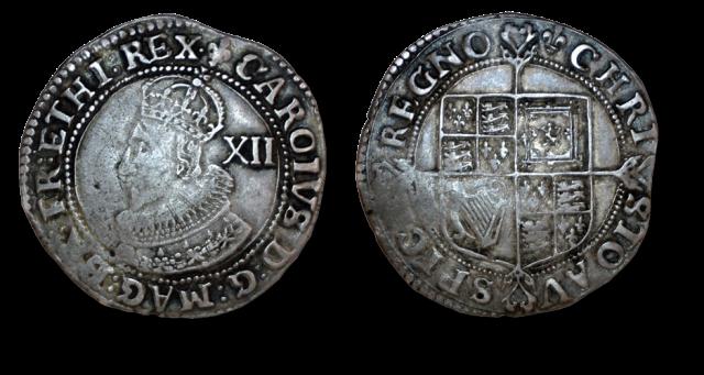 1625 Shilling