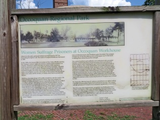 Women Sufferage Prisoners at Occoquan Workhouse