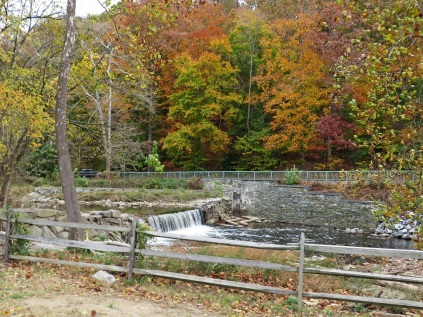 Rock Creek, opposite Peirce Mill