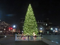 The Alexandria Christmas Tree