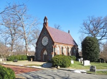 Oak Hill Cemetery Chapel