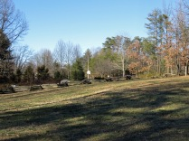 What little is left of Ox Hill Battlefield